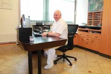 Dr. med. Gerhard Mitter